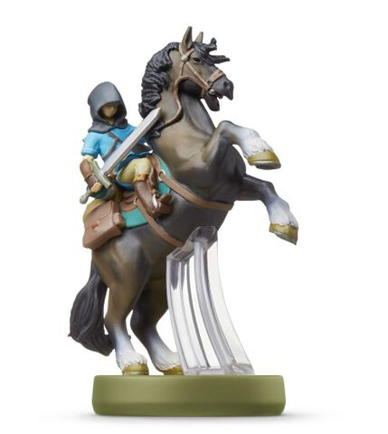 Figurine Amiibo Zelda Link Rider