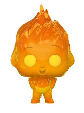 Figurine Funko Pop! N°402 - Les Indestructibles 2 - Jack-jack en feu