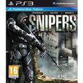Snipers + Gun Black