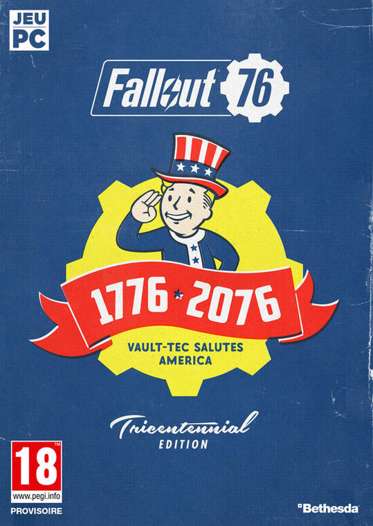 Fallout 76 : Wastelanders