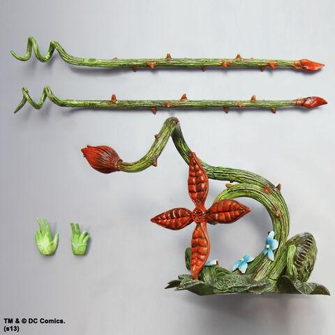 Figurine Batman Arkham City Poison Ivy Play Arts Kaï