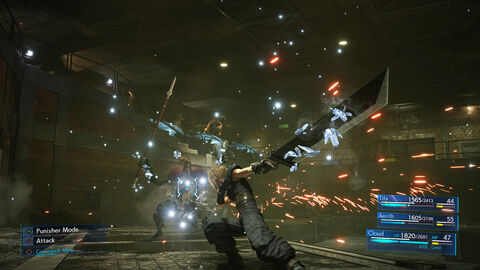 Précommande Final Fantasy VII Remake