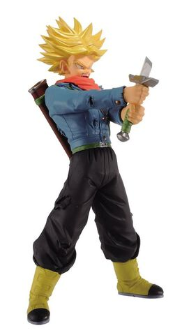 Statuette - Dragon Ball Super - Super Saiyan Trunks 24 cm