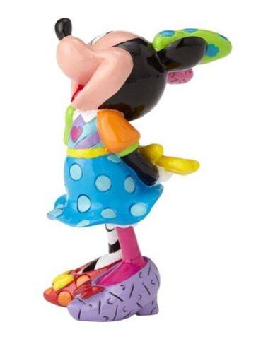 Figurine Britto Disney - Minnie Mouse Mini (fenêtre transparente)