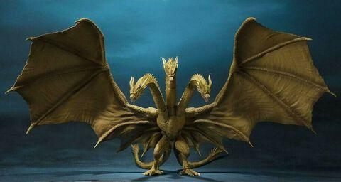 Figurine Sh Monsterarts - Godzilla - Film 2019 Ghidorah