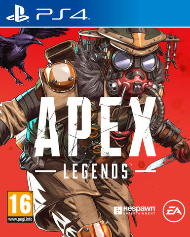 Apex Legends Edition Bloodhound (code In Box)