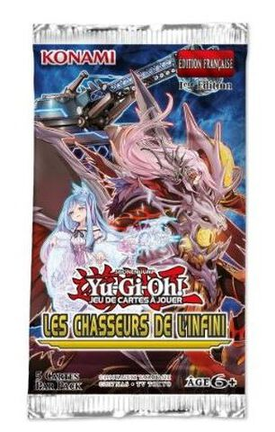 Booster - Yu-Gi-Oh! - Les Chasseurs de l'Infini