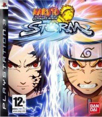 Naruto Ultimate Ninja, Storm
