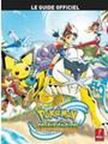 Guide Pokémon, Ranger Sillages de lumière