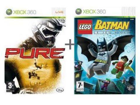 Bundle Pure + Lego Batman : Le Jeu Vidéo