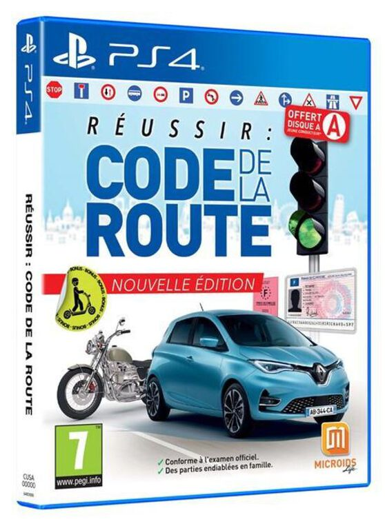 Code De La Route Nouvelle Edition