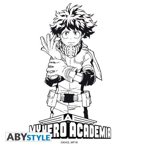 Verre - My Hero Academia - Deku