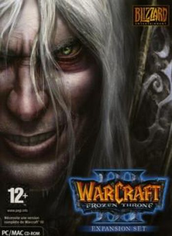 Warcraft 3: Frozen Throne Bestseller