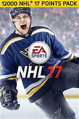DLC - EA Sports NHL 17 - 12 000 Points PS4