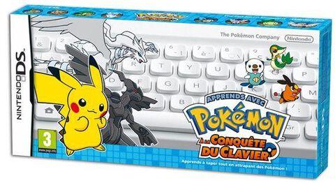 Apprends Avec Pokémon à La Conquête Du Clavier