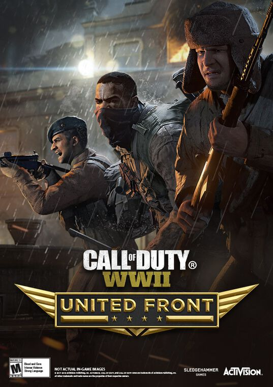Call of Duty: WWII - The United Front : Pack De DLC 3 - Version digitale