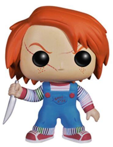 Figurine Funko Pop! N°56 - Chucky - Chucky