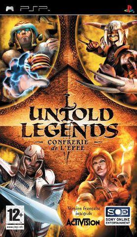 Untold Legends, Confrérie De L'epée