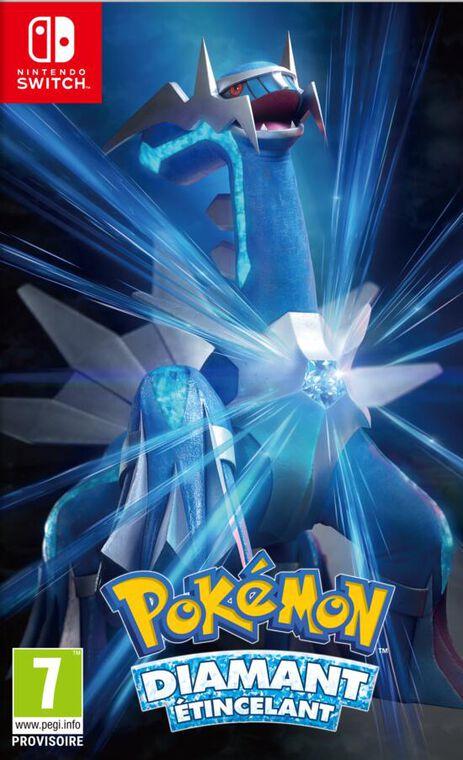 Pokemon Diamant Etincelant