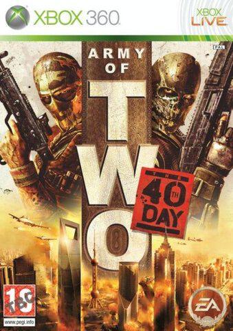 Army Of Two, Le 40ème Jour