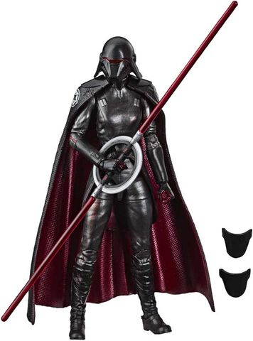 Figurine Black Series - Star Wars Fallen Order - Carbonite Second Sister Inquis