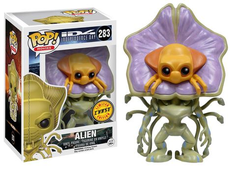 Figurine Funko Pop! N°283 - Independence Day - Alien (c)