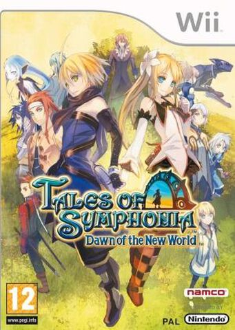 Tales of Symphonia : Dawn of the New World