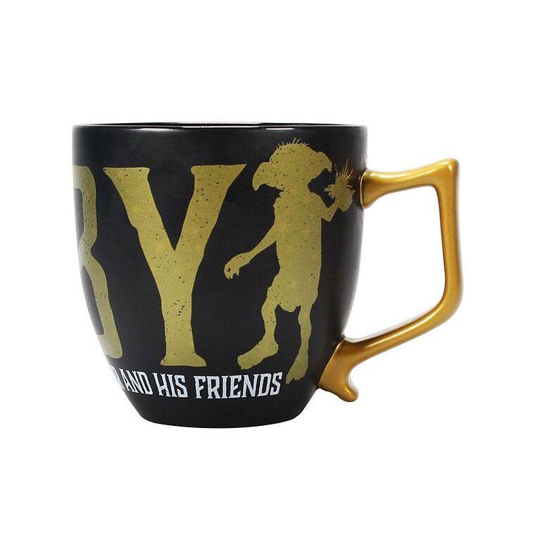 Mug - Harry Potter - Dobby Noir et Doré 425 ml