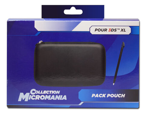 Sacoche 3DS XL - Micromania Collection