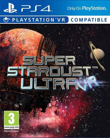 Super Stardust VR