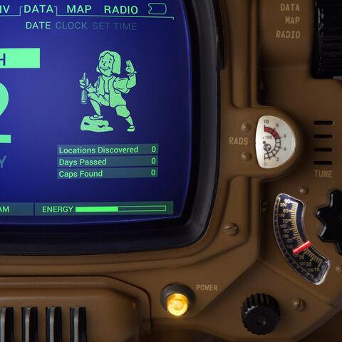 Réplique - Fallout - Pip-Boy Deluxe Bluetooth Edition Exclusive
