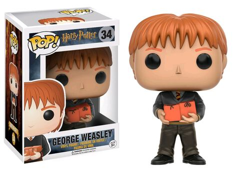Figurine Funko Pop! N°34 - Harry Potter - George Weasley