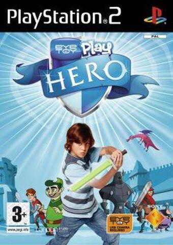 Eyetoy Play Hero + Epee + Camera