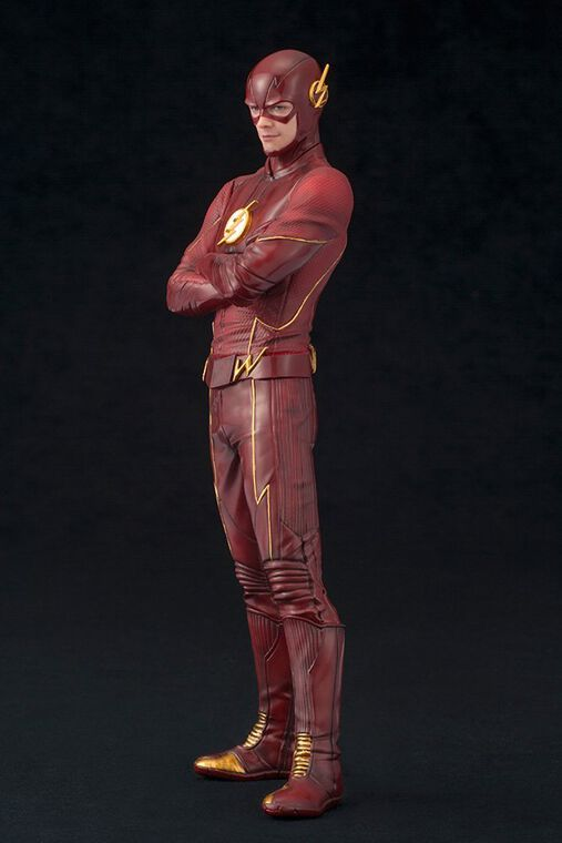 Statuette Kotobukiya - The Flash - The Flash 19 cm Artfx