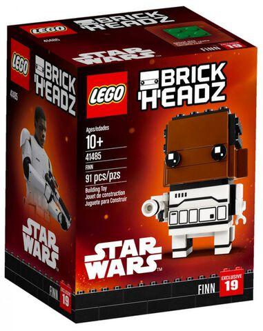 Figurine - Star Wars - Lego Brickheadz Finn
