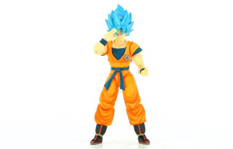 Figurine Sh Figuarts - Dragon Ball Super - Goku Super Saiyan God