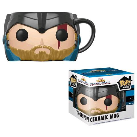 Mug - Thor Ragnarok - Pop Thor