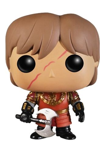 Figurine Funko Pop! N°21 - Game of Thrones - Tyrion In Battle Armour