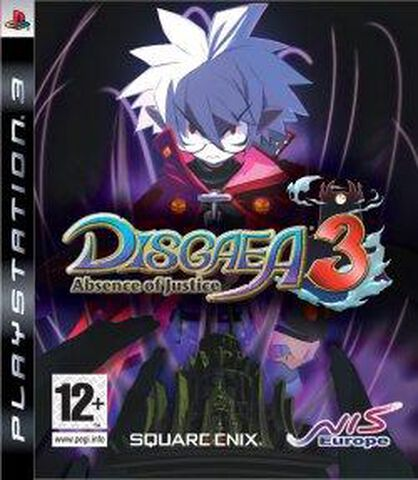 Disgaea 3, Absence Of Justice