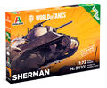 Maquette - World Of Tanks - 1:72 Easy To Build Sherman
