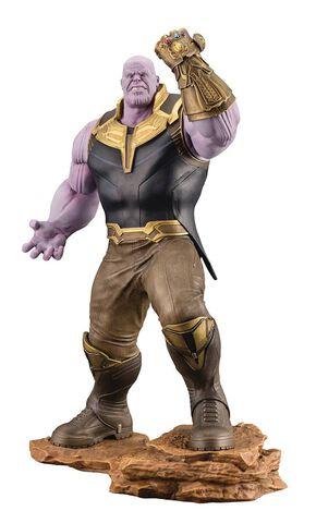 Statuette - Avengers Infinity War - Thanos Artfx 1/10