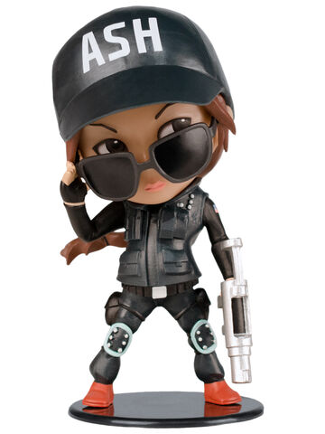 Figurine - Six Collection Chibi Ash