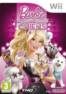 Barbie et le Salon de Beaut� des Chiens - Nintendo Wii