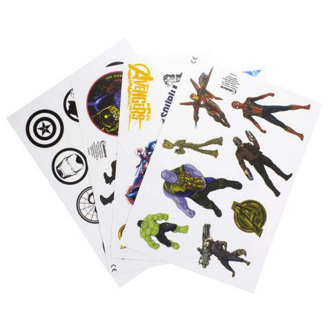 Stickers - Avengers Infinity War - Assortiment