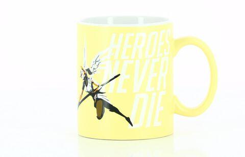 Mug - Overwatch - Ange Heroes Never Die - Exclusivité Micromania-Zing