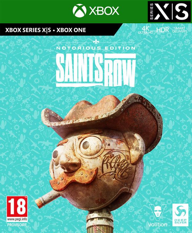 Saints Row Notorious Edition