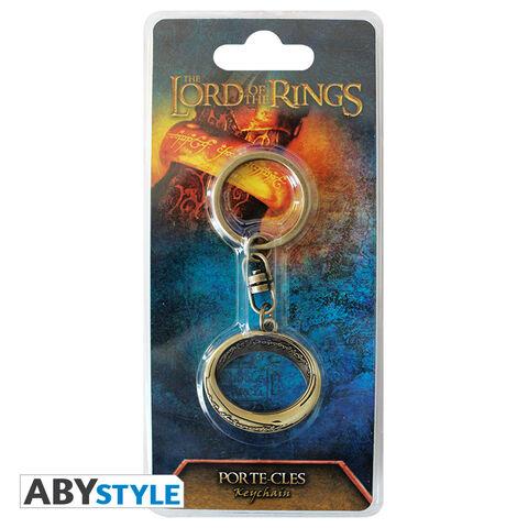Porte-clés - Le Seigneur des Anneaux - Anneau
