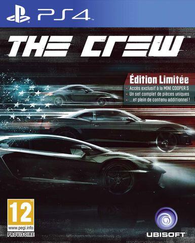 The Crew Edition Limitée - Exclusivité Micromania