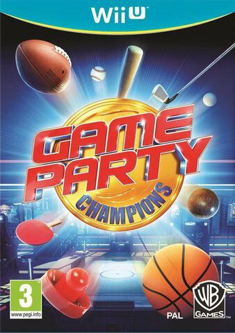 Game Party : Champions