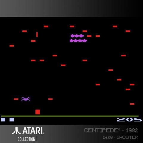 Blaze Evercade - Atari Cartridge 1